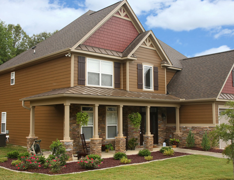 Remodel Your Exterior Residence With The Help Of Mastic Siding