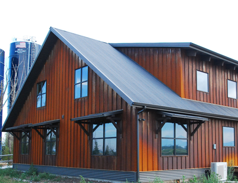 Metal siding enhances the beauty of your house by for Allure cement siding