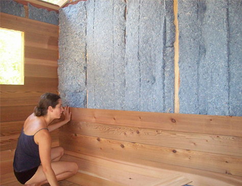 Right Kind Of Layout Chosen In The Cedar Siding By Our Experts