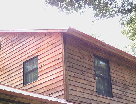 Beautiful Wood Siding To Avoid The Money In Repairing And Re Staining